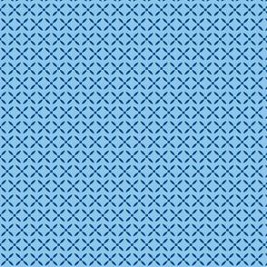 Four Petals - blue2