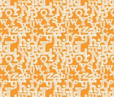 Alphabet_3_orange_shop_preview