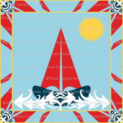 Sailing into the Sunshine