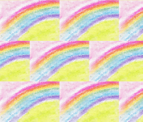 watercolor_rainbow_effect1_4_19_2013 fabric by compugraphd on Spoonflower - custom fabric