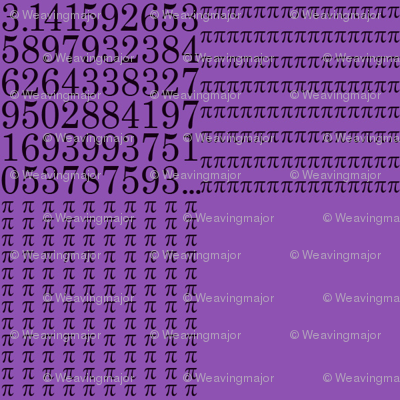 pi are square (grape)