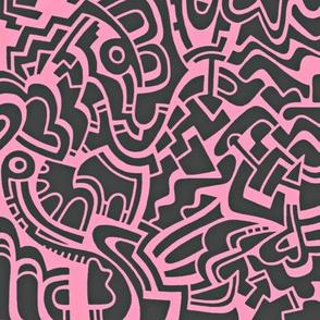 Pretty Pink Pop