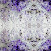 Painterly Amethyst