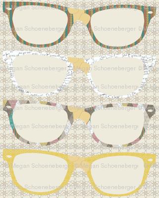 Funky Geek Glasses