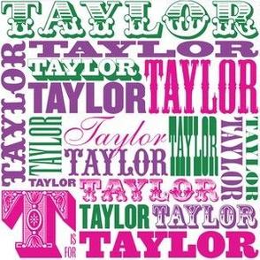 Taylor (Custom)