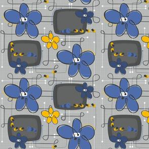 Techno Floral