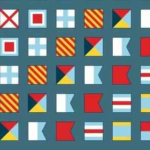 Flags Ahoy!