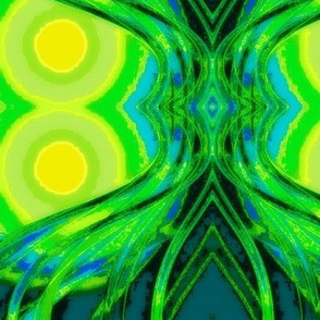 Abstract56-green/blue