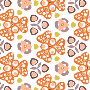 Orange Berry Buds