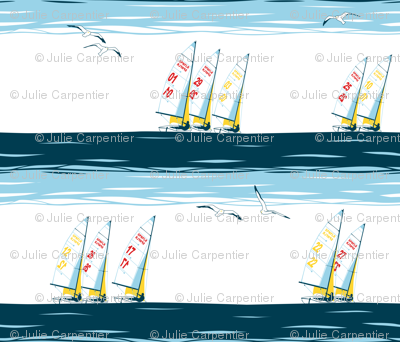 Julie's Sailing Race