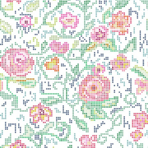 Pixel Flowers #2#