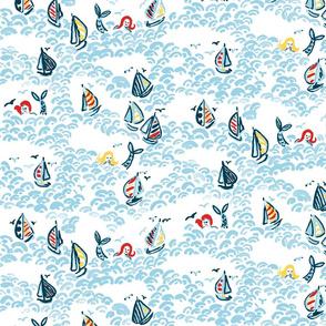 Ahoy, Mermaids!