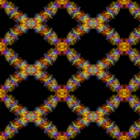 Feather Boa fabric by ravynscache on Spoonflower - custom fabric
