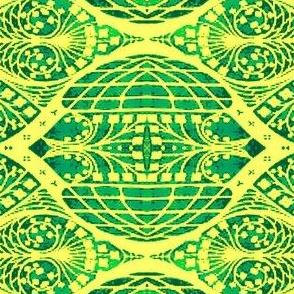 Global Unity-yellow/green