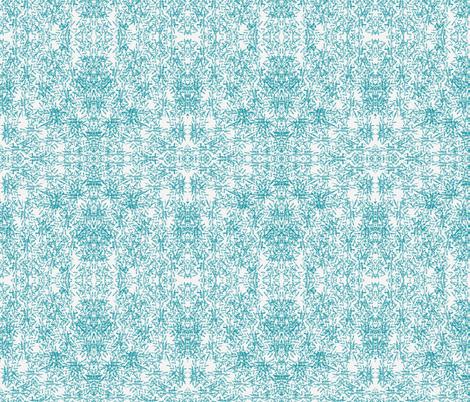 squiggly Jade fabric by sewbiznes on Spoonflower - custom fabric