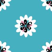 Soleiado Pop Flower Blue
