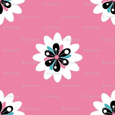 Soleiado Pop Flower Pink