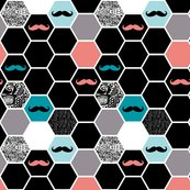 Hexies_black_salmon_mustache1_shop_thumb