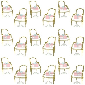 Milllie's Dress Shop Chairs