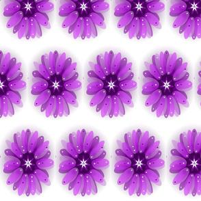 Purple Cosmic Rose
