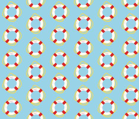 Rings fabric by taramcgowan on Spoonflower - custom fabric