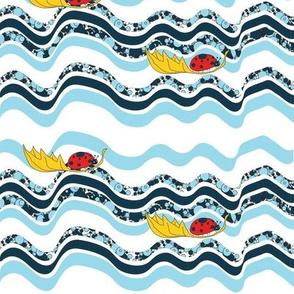 Ladybug Sailing Regatta  (white)