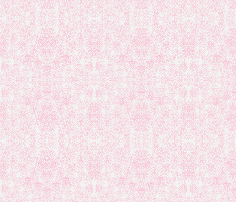 squiggly Pink fabric by sewbiznes on Spoonflower - custom fabric