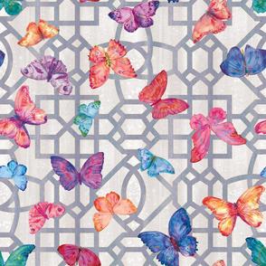 Garden Gate Butterflies