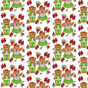 WATERMELON BEARS
