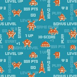 pixel_mania_-_level_up