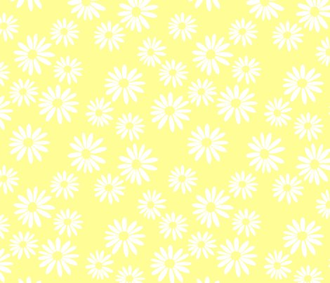 White_daisies_on_yellow_shop_preview