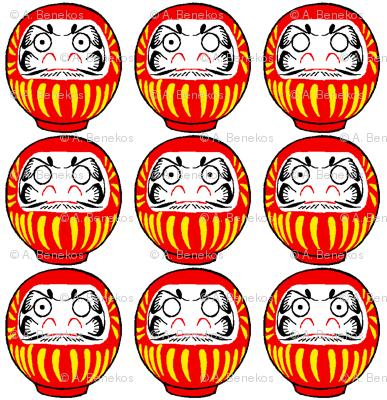 Daruma-san
