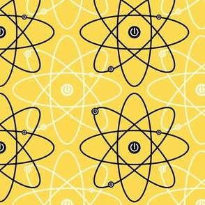 Atom-ized ~ Yellow
