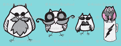 Manly Owls