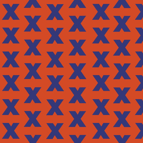 Fishman X pattern