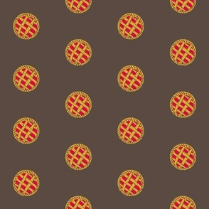 Polka_Pies_1 -on Brown
