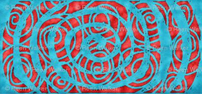 huringa watercolour