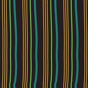 Gardener's Stripe (black)