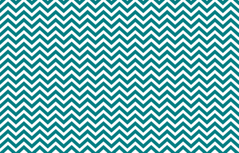 Chevy Teal fabric by natitys on Spoonflower - custom fabric