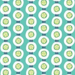 Citrus Buttons