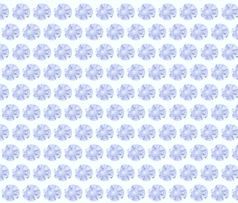 MEDUSA'S  LILAC GEMSTONES fabric by bluevelvet on Spoonflower - custom fabric