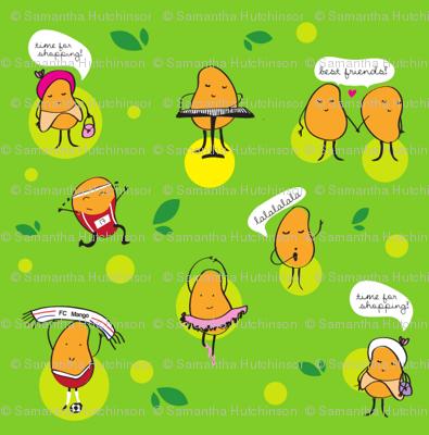 Happy Mangos
