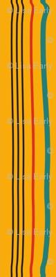 Gardeners Stripe (Yellow)