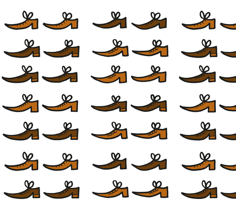 brogues fabric by philippittam on Spoonflower - custom fabric