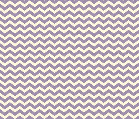 Chevron_Grape fabric by lana_gordon_rast_ on Spoonflower - custom fabric