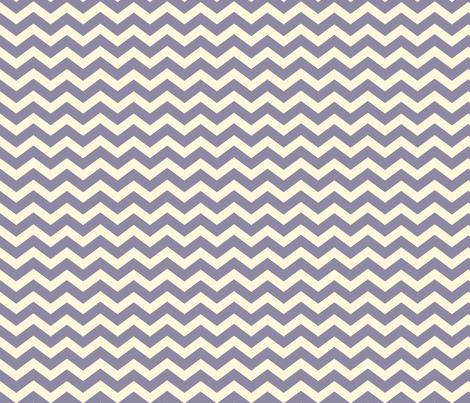 Chevron_Purple fabric by lana_gordon_rast_ on Spoonflower - custom fabric