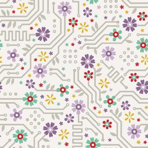 Flower Circuit