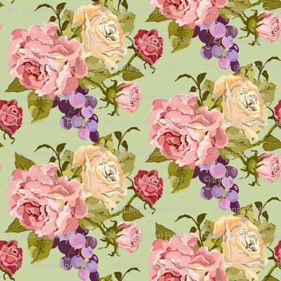 Half_Drop_Rose_Pink_Newest_Green