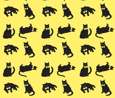 Rrrrrrrrrspoonflower_turquoise_cats_finished_shop_preview
