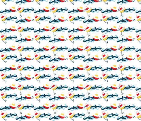 sailing2 fabric by sg-fabric on Spoonflower - custom fabric